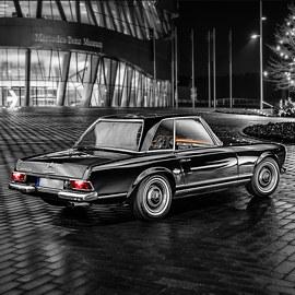 Mercedes 230 SL IV