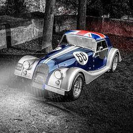 Morgan Roadster V6 Leightweight III